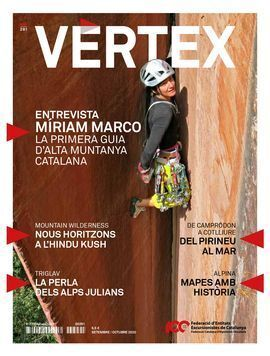 VERTEX REV.Nº274 ENTREVISTA ANNA COMET