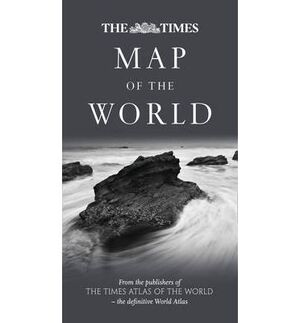 THE TIMES MAP OF THE WORLD **MAPA DEL MUNDO**