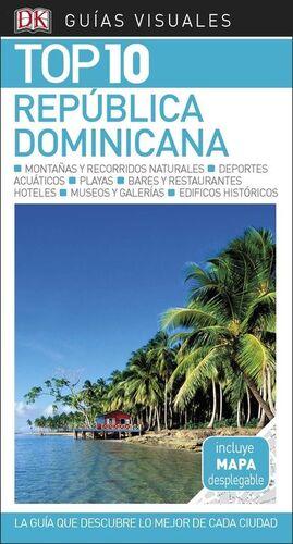GUÍA VISUAL TOP 10 REPÚBLICA DOMINICANA