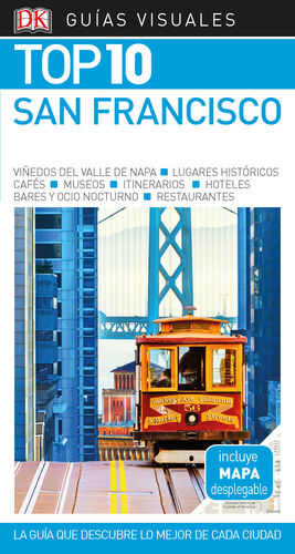 GUÍA VISUAL TOP 10 SAN FRANCISCO