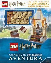 LEGO HARRY POTTER CONSTRUYE TU PROPIA AVENTURA