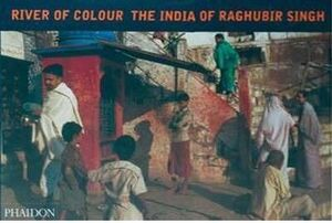 RIVER OF COLOUR THE INDIA