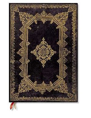 PAPERBLANKS SILVER FILIGREE UNLINED