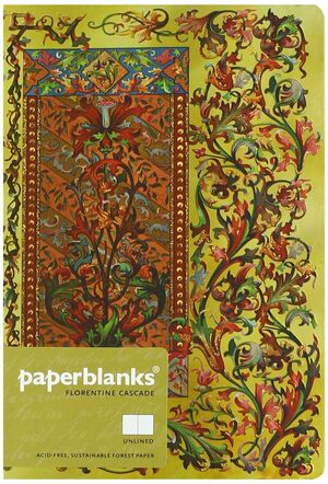 PAPERBLANKS FLORENTINE CASCADE