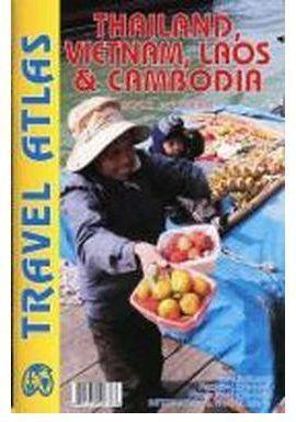 THAILAND, VIETNAM, LAOS & CAMBODIA 1:1.100.000 -ITMB