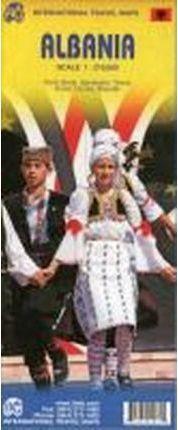ALBANIA 1:210.000 -ITMB