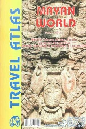 TRAVEL ATLAS MAYAN WORLD