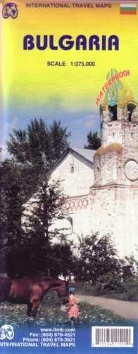 BULGARIA 1:375.000 -ITMB