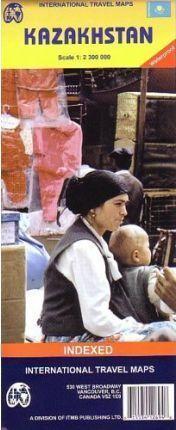 KAZAKHSTAN 1:2.300.000 -ITMB