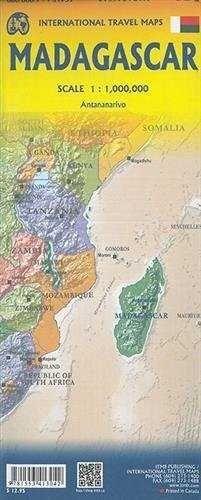 MADAGASCAR 1:1.000.000 -ITMB