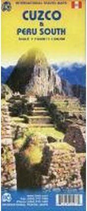 CUZCO & PERU SOUTH 1:11O.000/1:1.500.000 -ITMB
