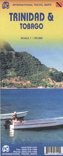 TRINIDAD & TOBAGO 1:150.000 -ITMB