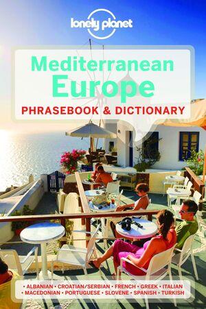 MEDITERRANEAN EUROPE PHRASEBOOK 3