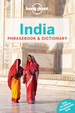 INDIA PHRASEBOOK & DICTIONARY 2