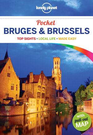POCKET BRUGES & BRUSSELS 2