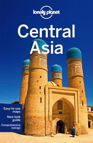 CENTRAL ASIA 6 (INGLÉS)