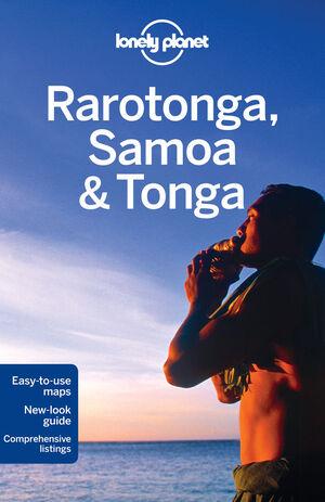 RAROTONGA, SAMOA & TONGA 7 (INGLÉS)