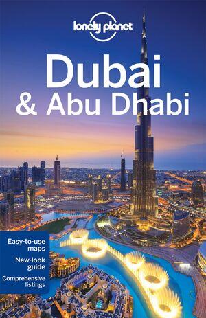 DUBAI & ABU DHABI 8 (INGLÉS)