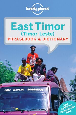 EAST TIMOR PHRASEBOOK & DICTIONARY 3