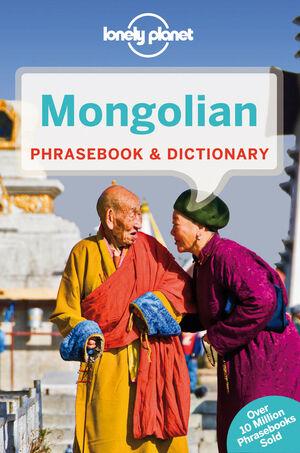 MONGOLIAN PHRASEBOOK 3