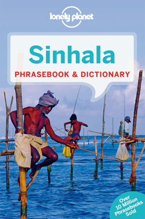 SINHALA PHRASEBOOK & DICTIONARY 4
