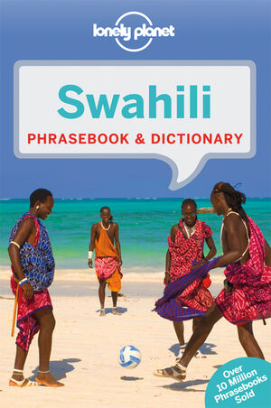 SWAHILI PHRASEBOOK & DICTIONARY 5