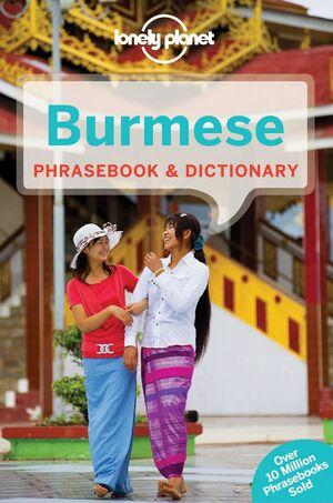 BURMESE PHRASEBOOK 5