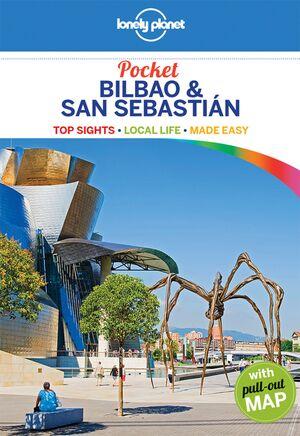 POCKET BILBAO & SAN SEBASTIÁN 1 (INGLÉS)