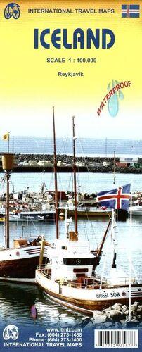 ICELAND 1:400.000 [WATERPROOF] -ITMB