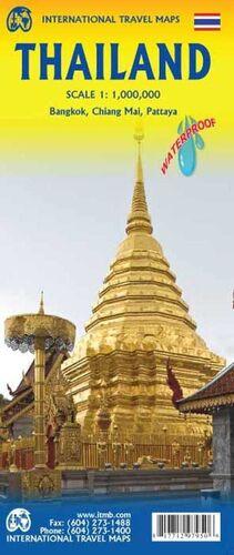 THAILAND 1:1.000.000 -ITMB