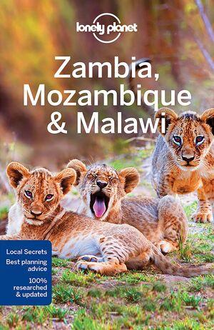 ZAMBIA MOZAMBIQUE & MALAWI 3 (INGLÉS)