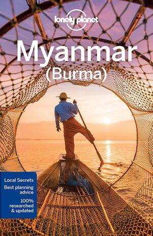 MYANMAR (BURMA) 13 (INGLÉS)