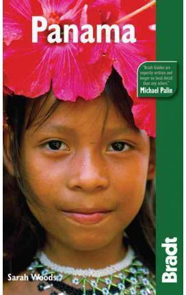 PANAMA -THE BRADT TRAVEL GUIDE