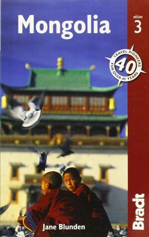 MONGOLIA 3  *GUIAS BRADT ING.2014*