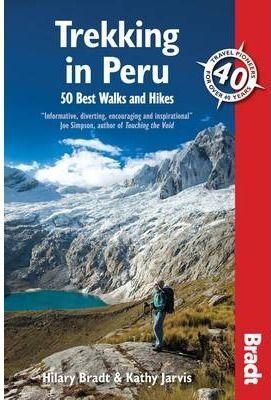 PERU TREKKING 1  *GUIAS BRADT ING.2014*
