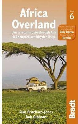 AFRICA OVERLAND -BRADT