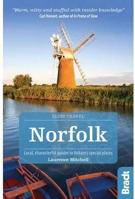 NORFOLK -SLOW TRVEL BRADT