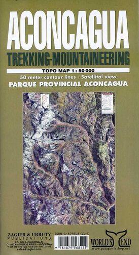 ACONCAGUA 1:50.000 IMPERMEABLE
