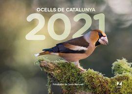 2021 OCELLS DE CATALUNYA CALENDARI