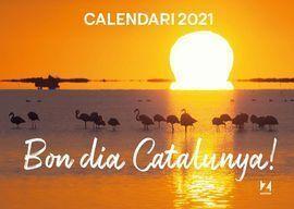 2021 BON DIA CATALUNYA CALENDARI