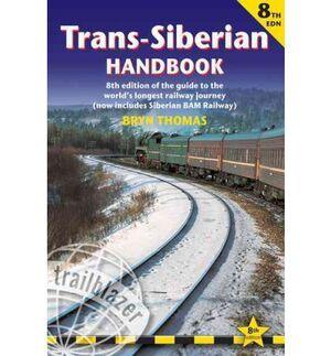 TRANS-SIBERIAN HANDBOOK 8 **TRAILBLAZER**