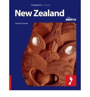 NEW ZEALAND -FOOTPRINT DESTINATION GUIDES