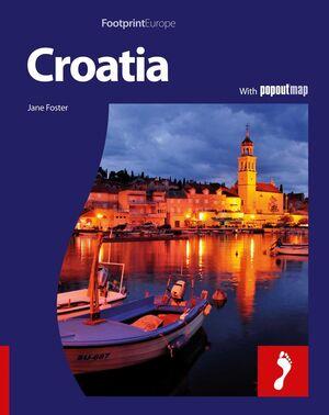 CROATIA -FOOTPRINT DESTINATION GUIDES