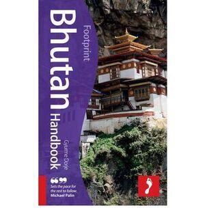 GUIA BHUTAN HANDBOOK -FOOTPRINT