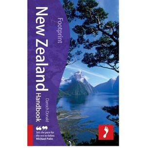 NEW ZEALAND HANDBOOK -FOOTPRINT