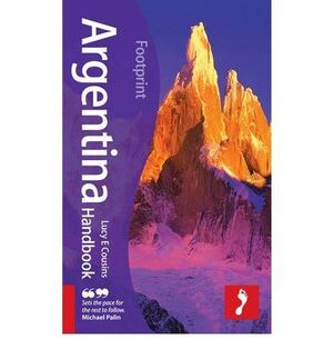 GUIA ARGENTINA HANDBOOK -FOOTPRINT