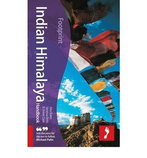 GUIA INDIAN HIMALAYA HANDBOOK -FOOTPRINT