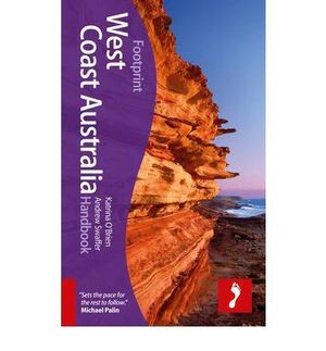 AUSTRALIA WEST COAST 4  *GUIAS FOOTPRINT ING.2011*