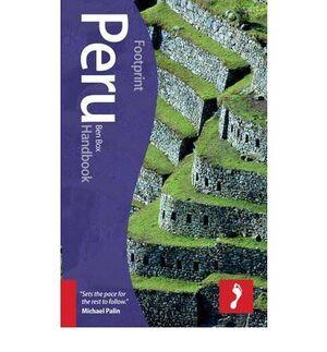 PERU HANDBOOK -FOOTPRINT (2011)