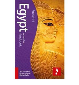 EGYPT HANDBOOK -FOOTPRINT (2011)